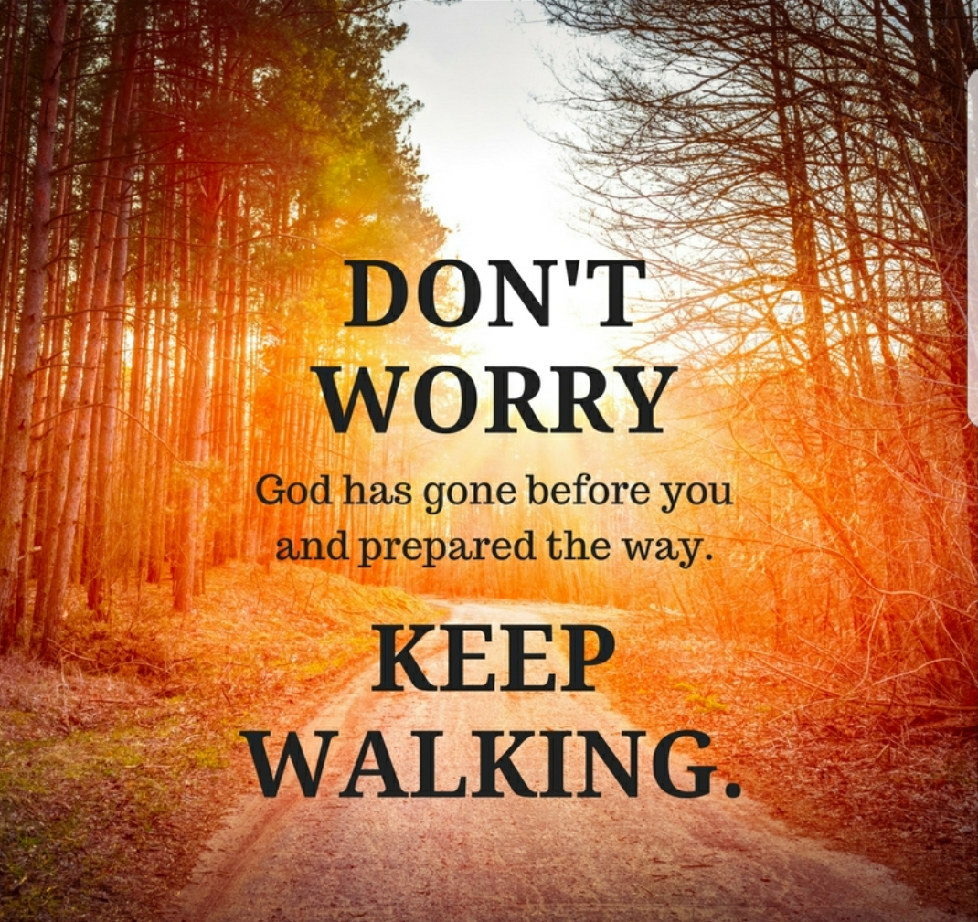 Inspirational Quotes About Walking With God: This Blog Was Created By Me To