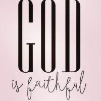 My God is Faithful