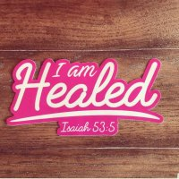 We Are Commanding Our Healing