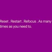 Monday Restart